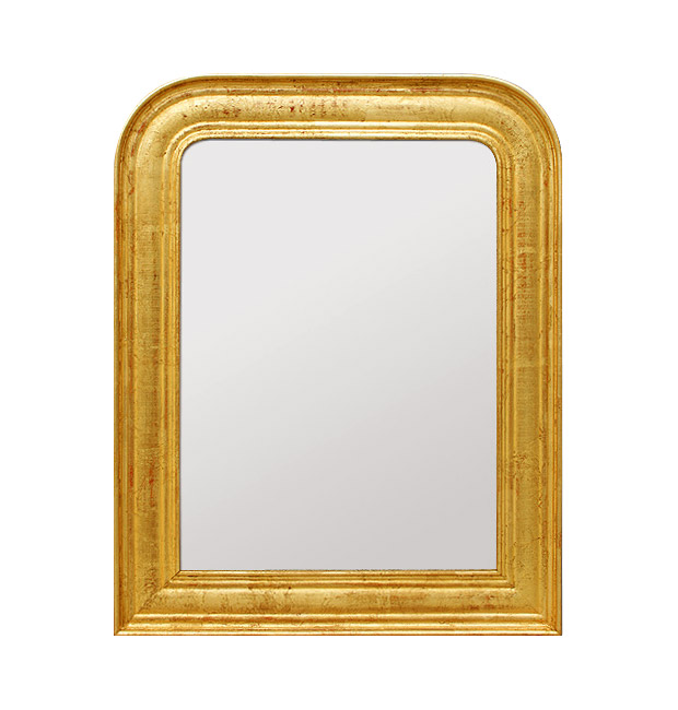 Louis-philippe gilt mirror